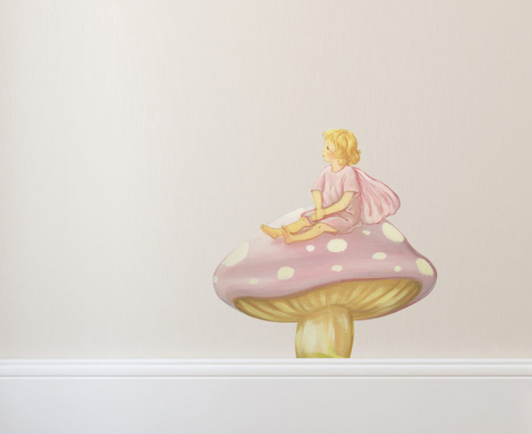 fairy wall decals, fairy wall sticker