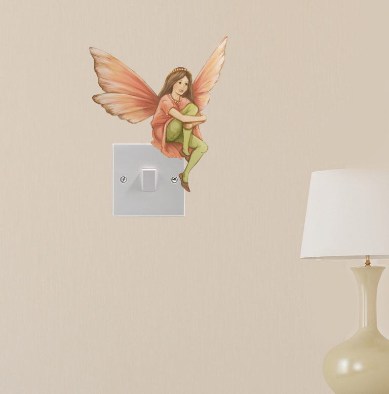 fairy wall decals