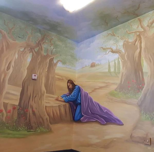 Inspiremurals Amazing Mural