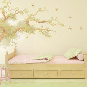 blossom tree wall sticker