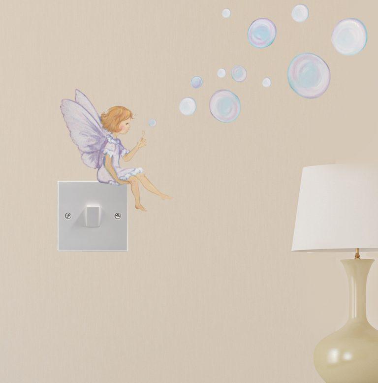 fairy wall decal
