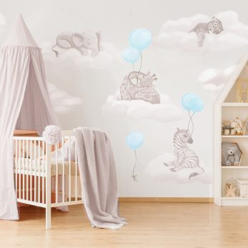 safari wall stickers
