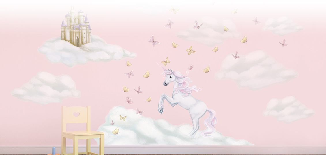 INSPIRE-MURALS-UNICORN-WALL-STICKERS