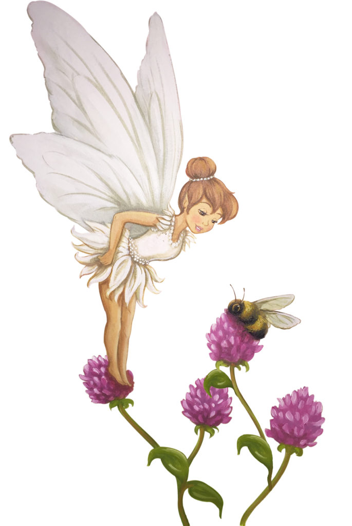 fairy decal
