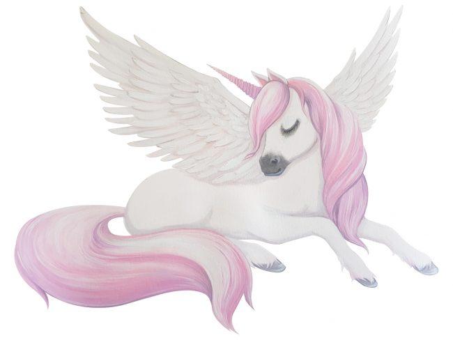 unicorn wall decals